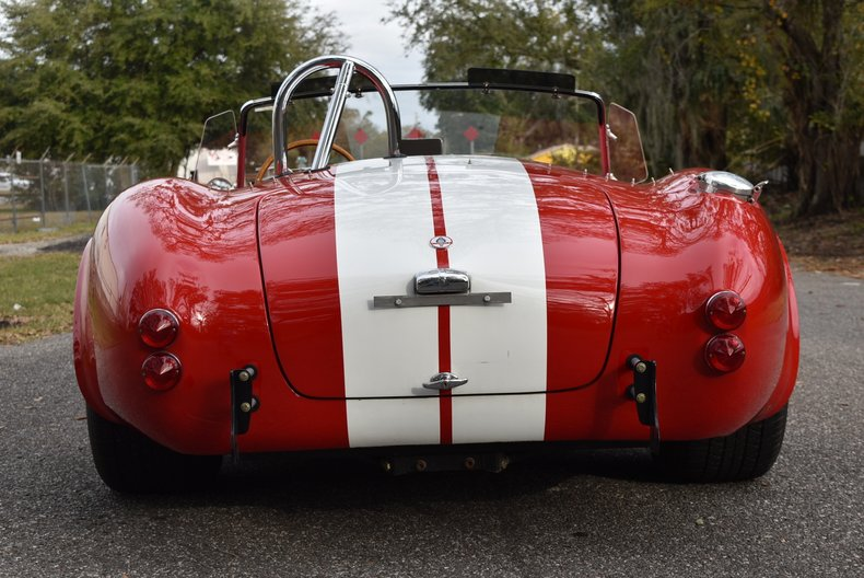 For Sale 1965 Shelby Cobra Replica
