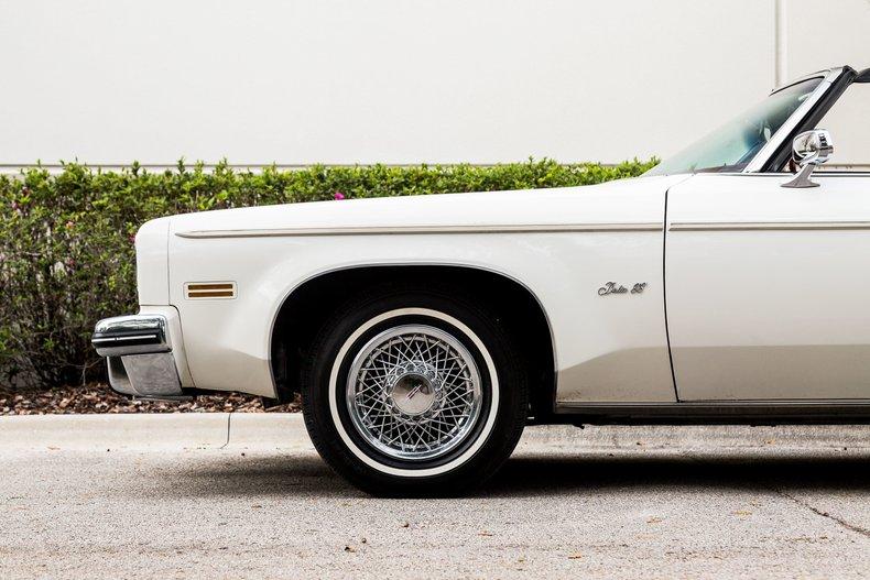 For Sale 1975 Oldsmobile Delta 88