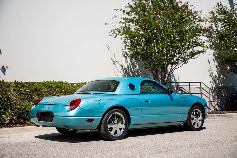 For Sale 2002 Ford Thunderbird