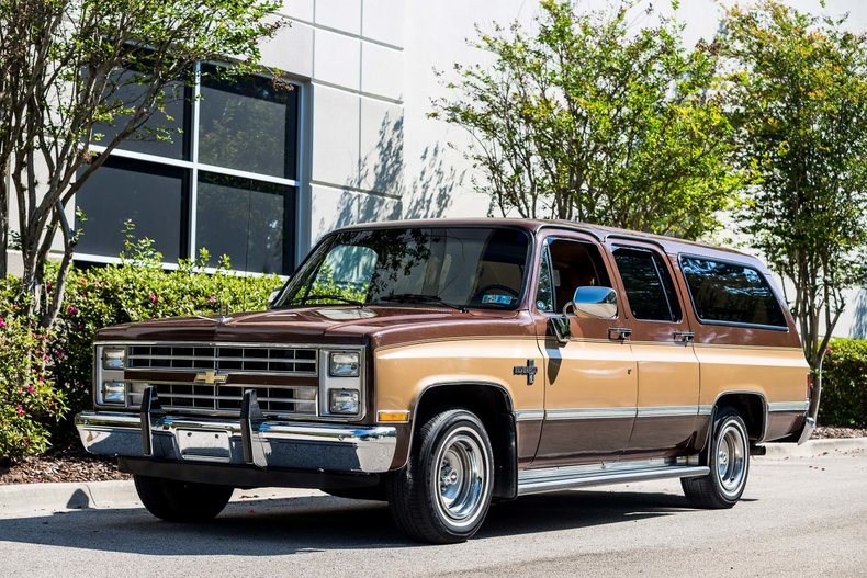 For Sale 1988 Chevrolet Suburban