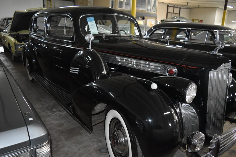 For Sale 1940 Packard Super 8