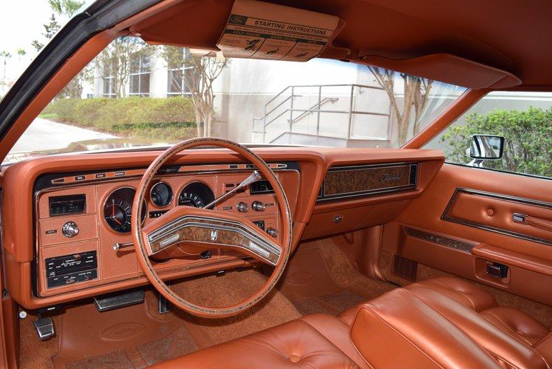 For Sale 1975 Ford Thunderbird