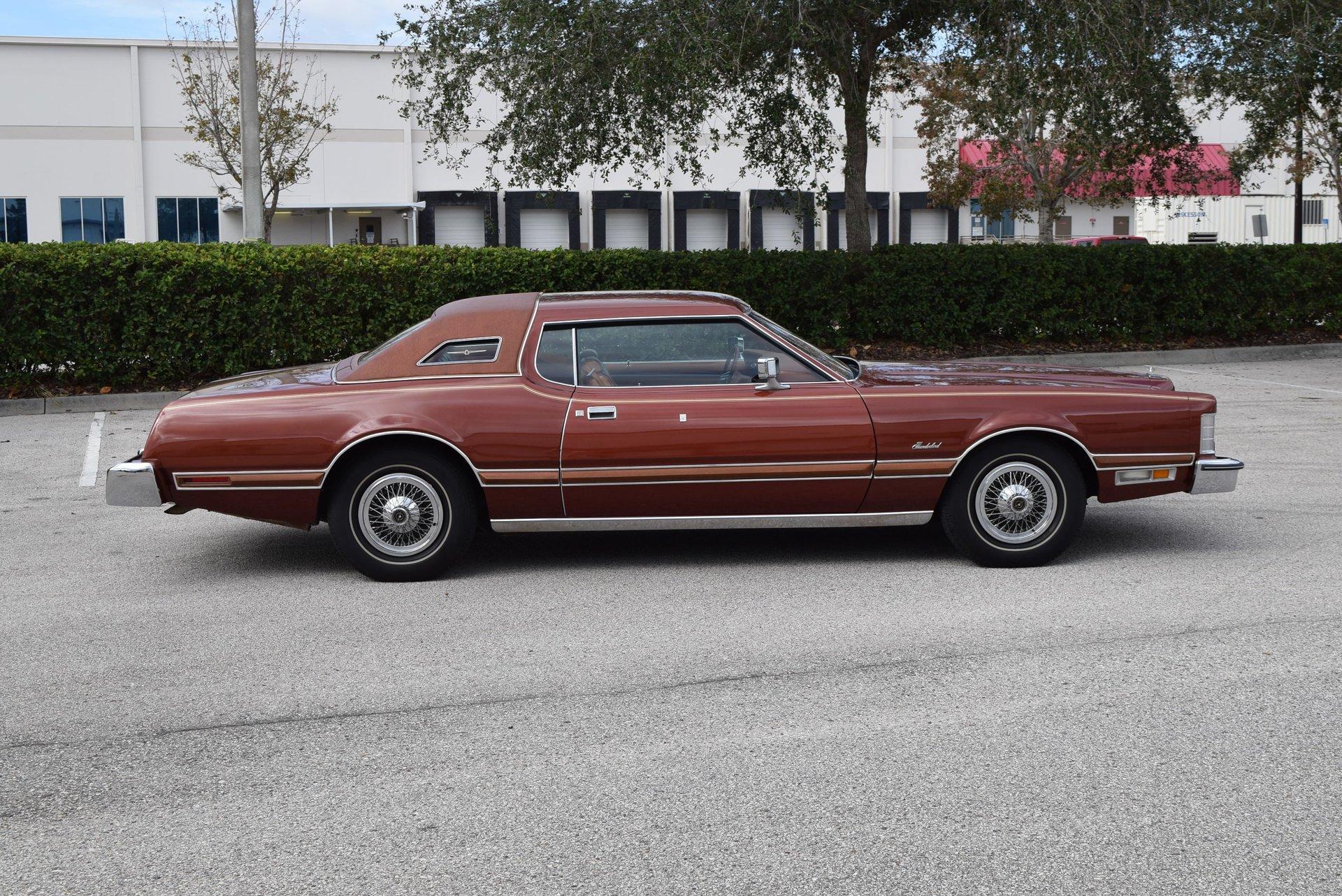 1975 Ford Thunderbird Orlando Classic Cars