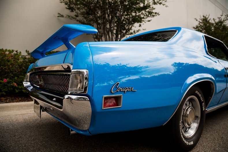 For Sale 1969 Mercury Cougar