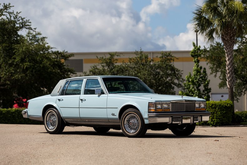 For Sale 1978 Cadillac Seville