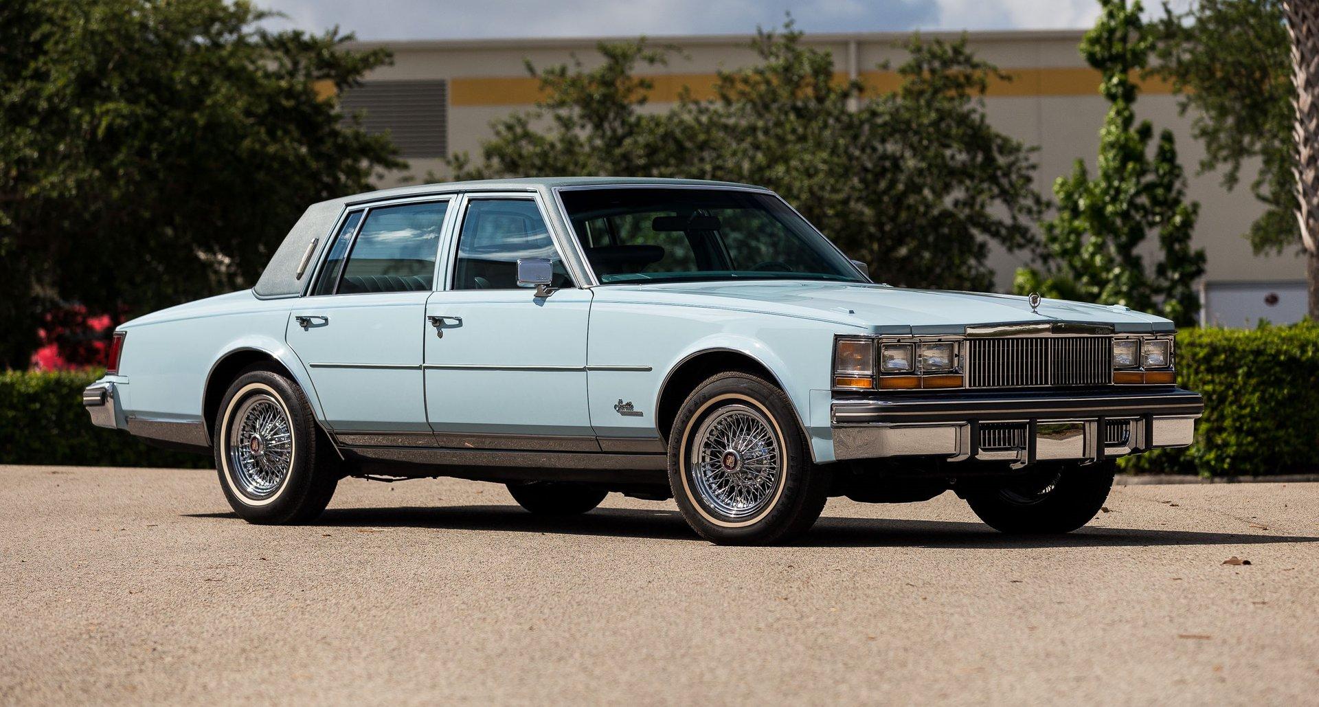 1978 Cadillac Seville