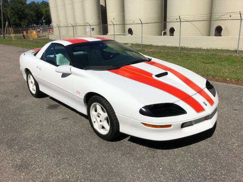 For Sale 1997 Chevrolet Camaro SS