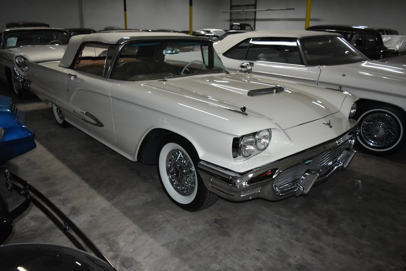 For Sale 1959 Ford Thunderbird