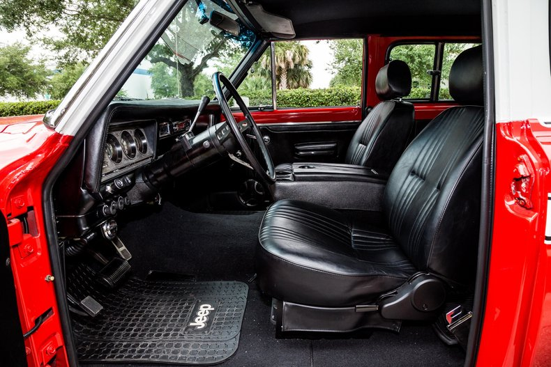 For Sale 1976 Jeep Cherokee