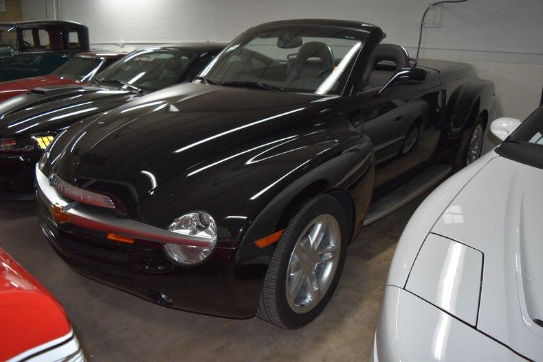 For Sale 2003 Chevrolet SSR