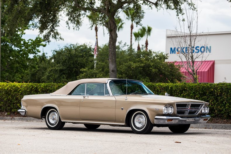 For Sale 1964 Chrysler 300K
