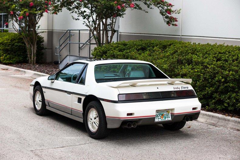 For Sale 1984 Pontiac Fiero