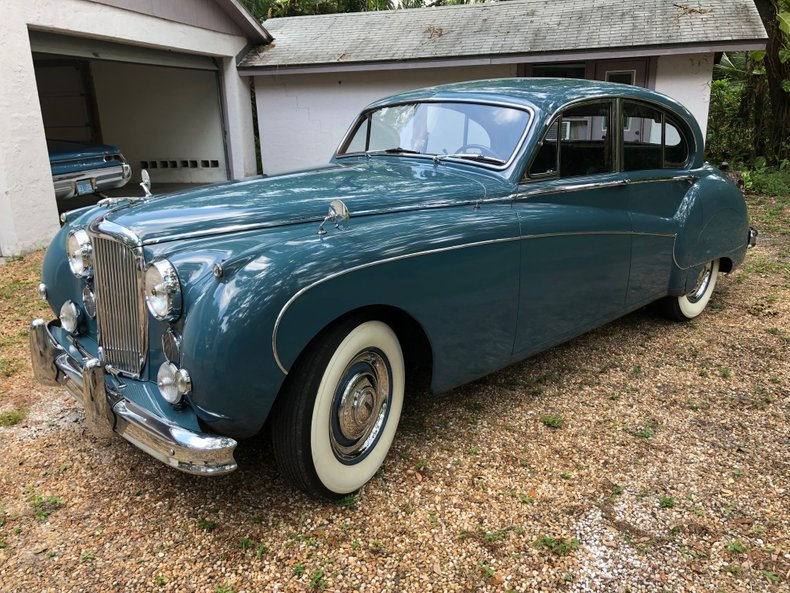 For Sale 1960 Jaguar Mark IX