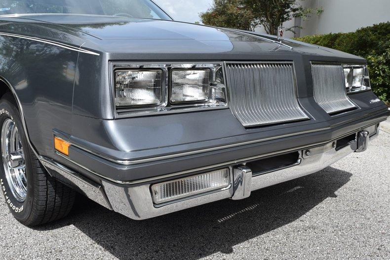 For Sale 1986 Oldsmobile Cutlass