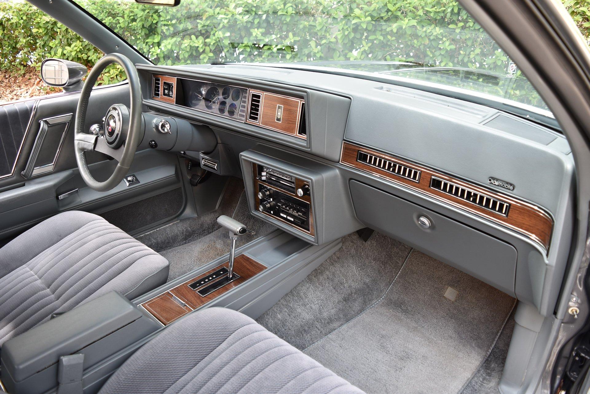 1986 Oldsmobile Cutlass Orlando