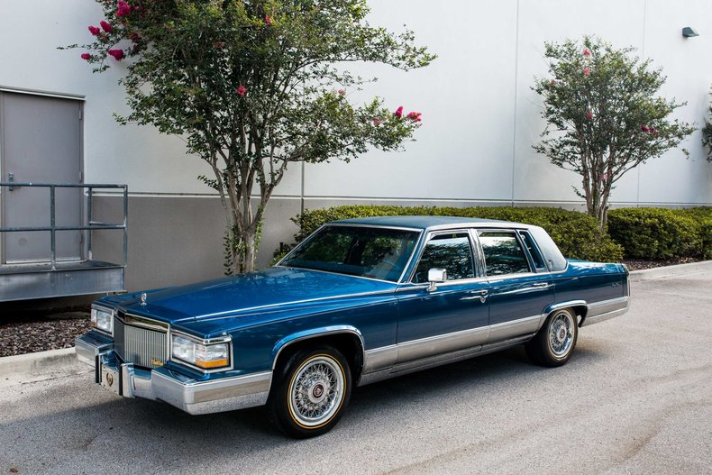 For Sale 1991 Cadillac Brougham