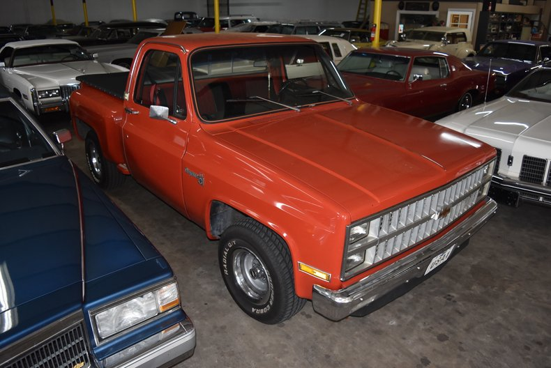 For Sale 1981 Chevrolet C10