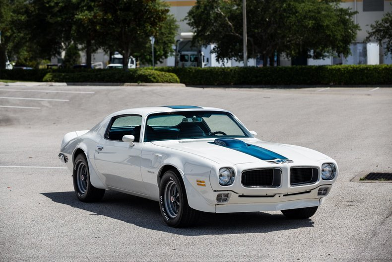 For Sale 1971 Pontiac Trans Am
