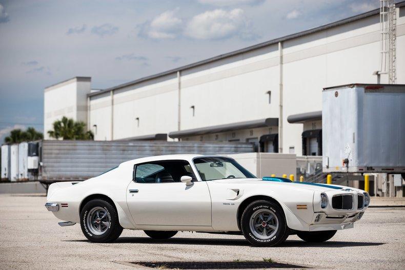 For Sale 1971 Pontiac Trans Am