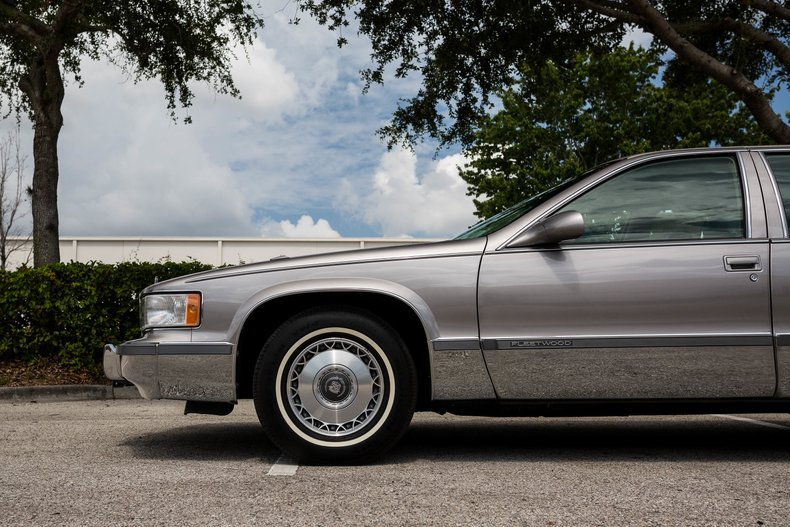 For Sale 1996 Cadillac Fleetwood