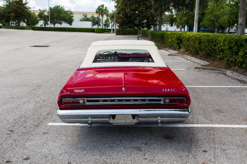 For Sale 1966 Mercury Cyclone