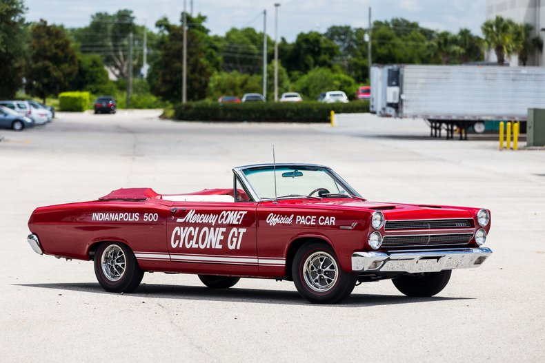 1966 Mercury Cyclone For Sale