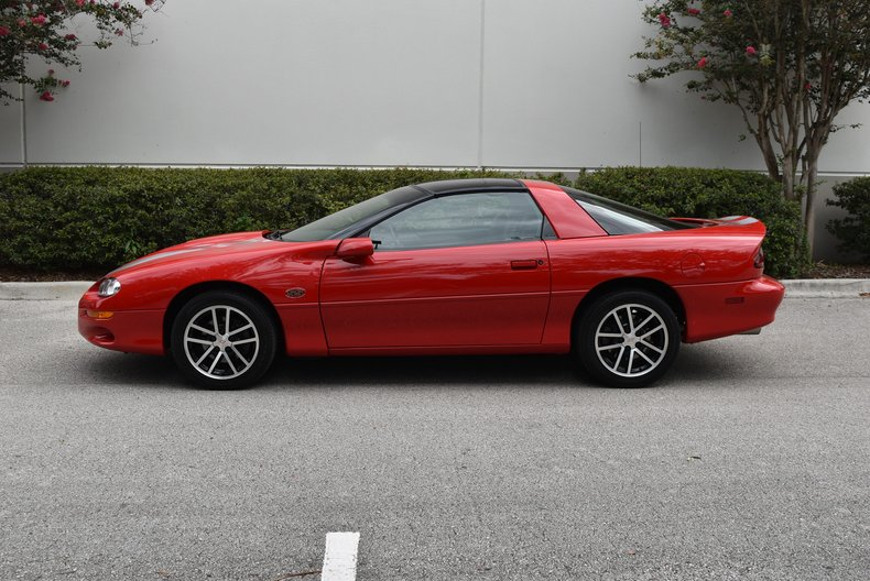 For Sale 2002 Chevrolet Camaro