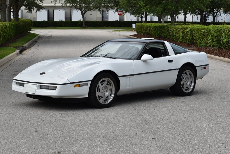 For Sale 1990 Chevrolet Corvette