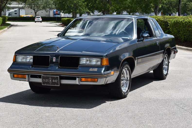 For Sale 1987 Oldsmobile 442