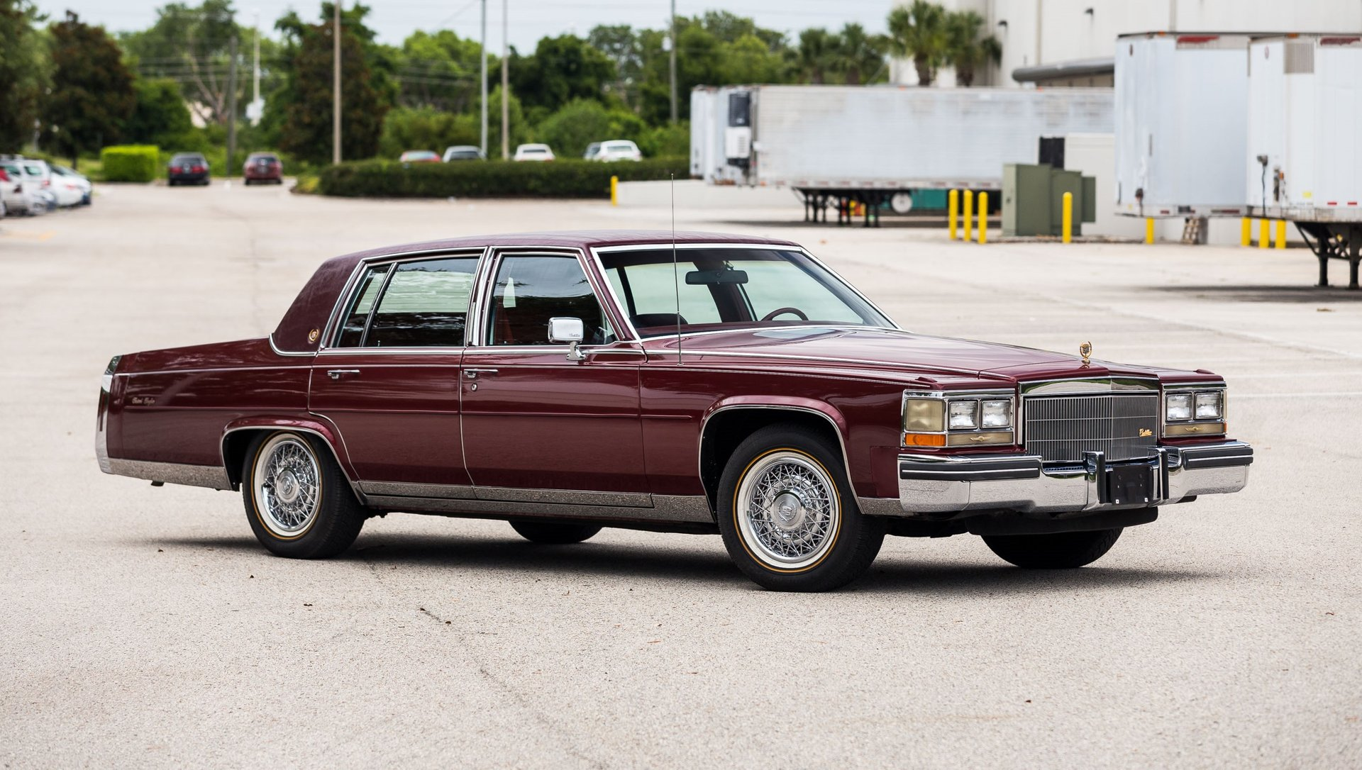1985 Cadillac Fleetwood Brougham