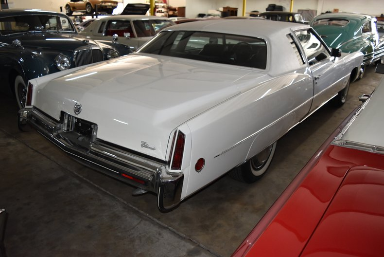 For Sale 1973 Cadillac Eldorado