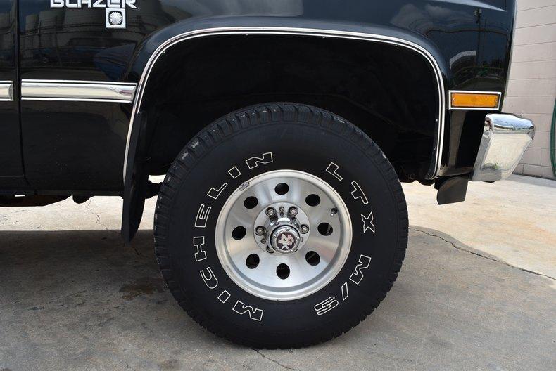 For Sale 1988 Chevrolet Blazer