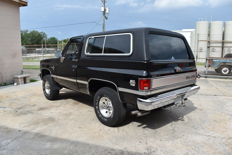 For Sale 1988 Chevrolet Blazer