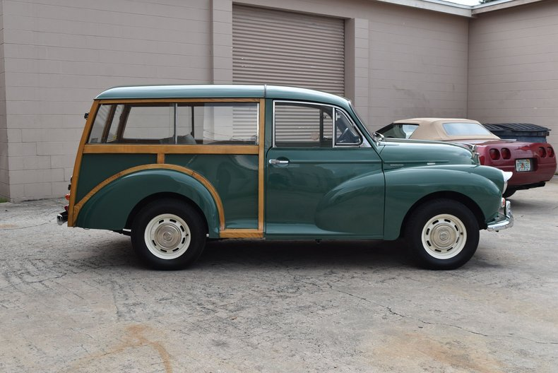 For Sale 1970 Morris Minor