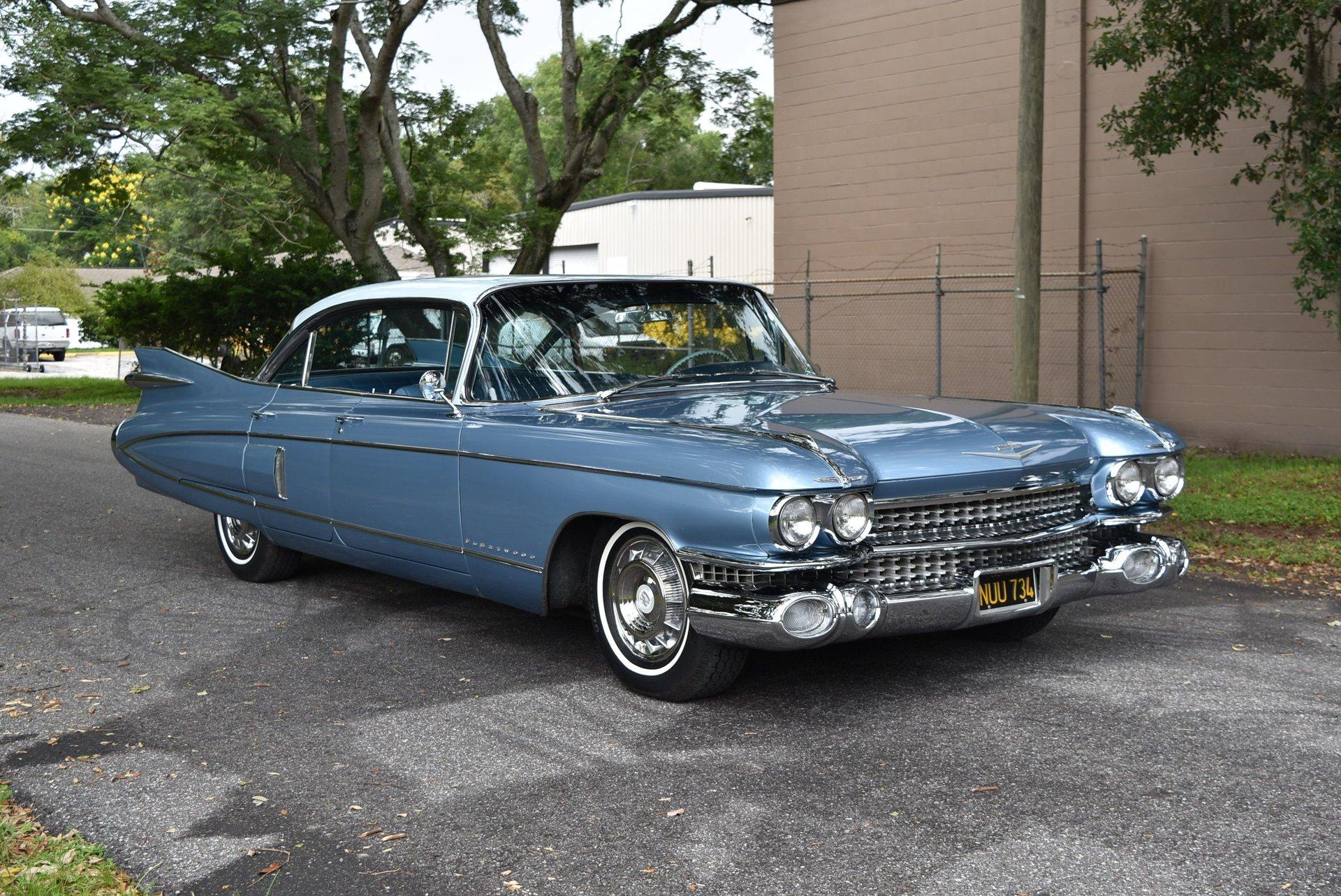 1959 Cadillac Fleetwood 60S