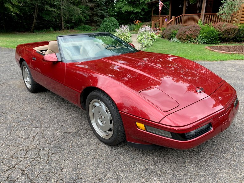 For Sale 1995 Chevrolet Corvette