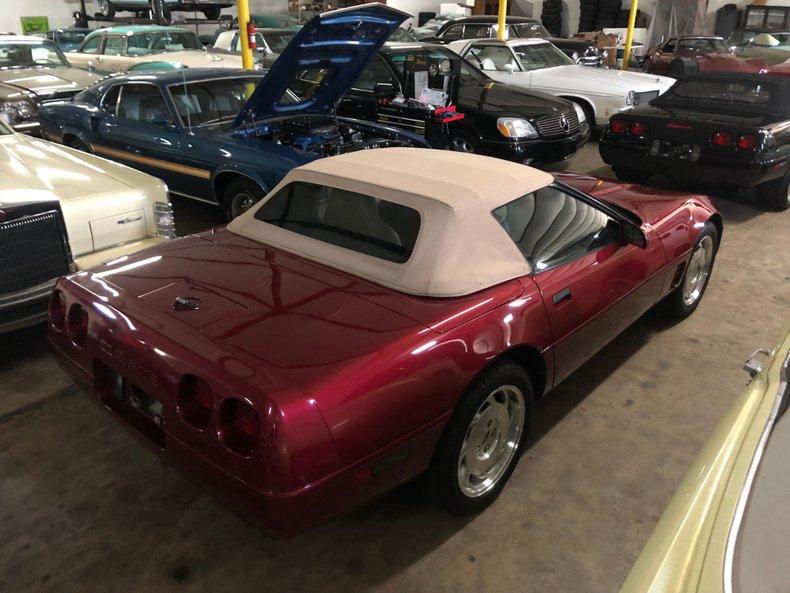 For Sale 1995 Chevrolet Corvette