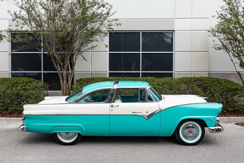 For Sale 1955 Ford Crown Victoria