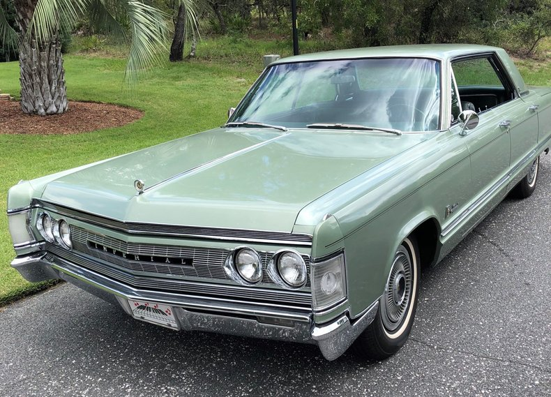 For Sale 1967 Chrysler Imperial