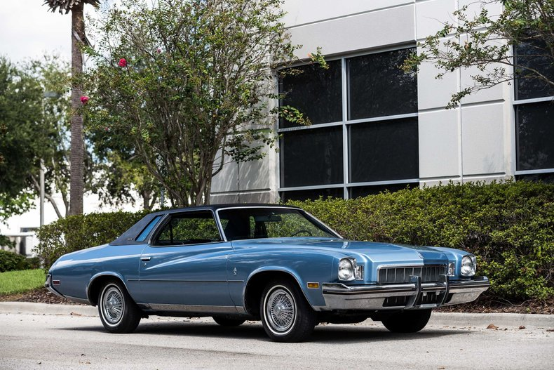 For Sale 1973 Buick Regal