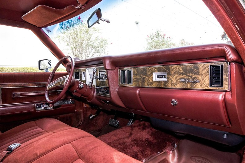 For Sale 1977 Lincoln Versailles