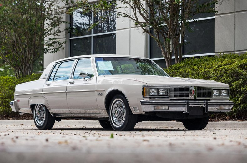 For Sale 1983 Oldsmobile 98