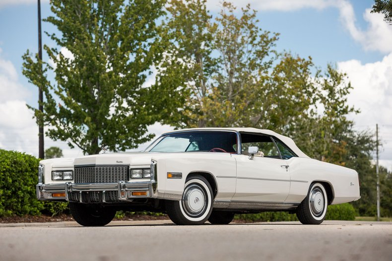 For Sale 1976 Cadillac Eldorado