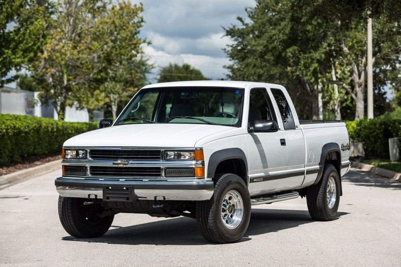 For Sale 1998 Chevrolet K-2500