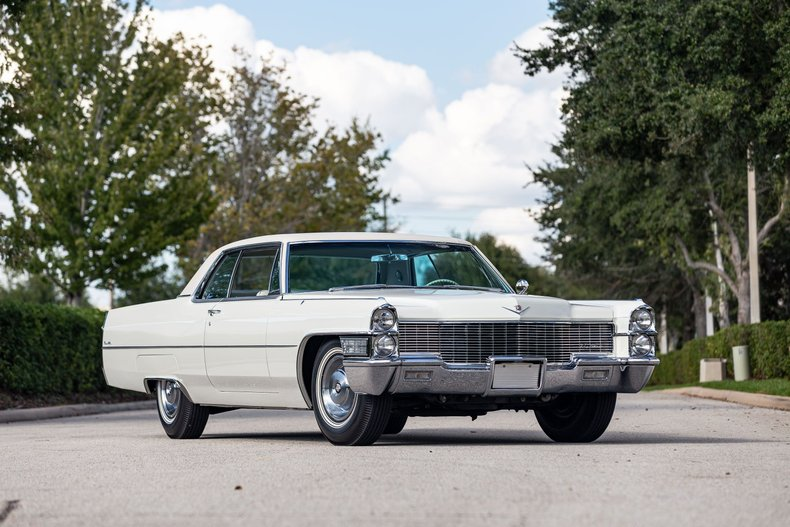 For Sale 1965 Cadillac Coupe DeVille