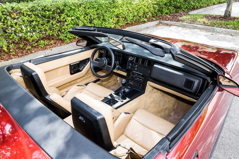 For Sale 1987 Chevrolet Corvette