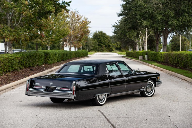 For Sale 1976 Cadillac Fleetwood Brougham