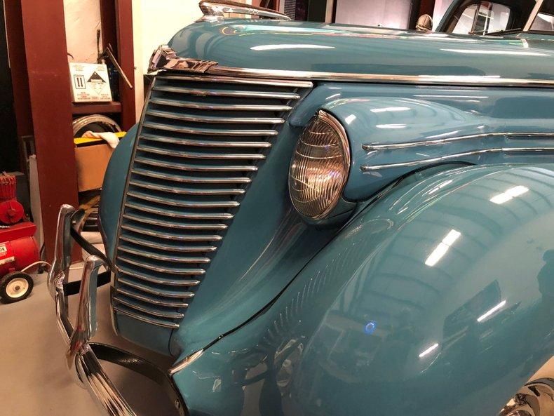 For Sale 1938 Hupmobile Sedan