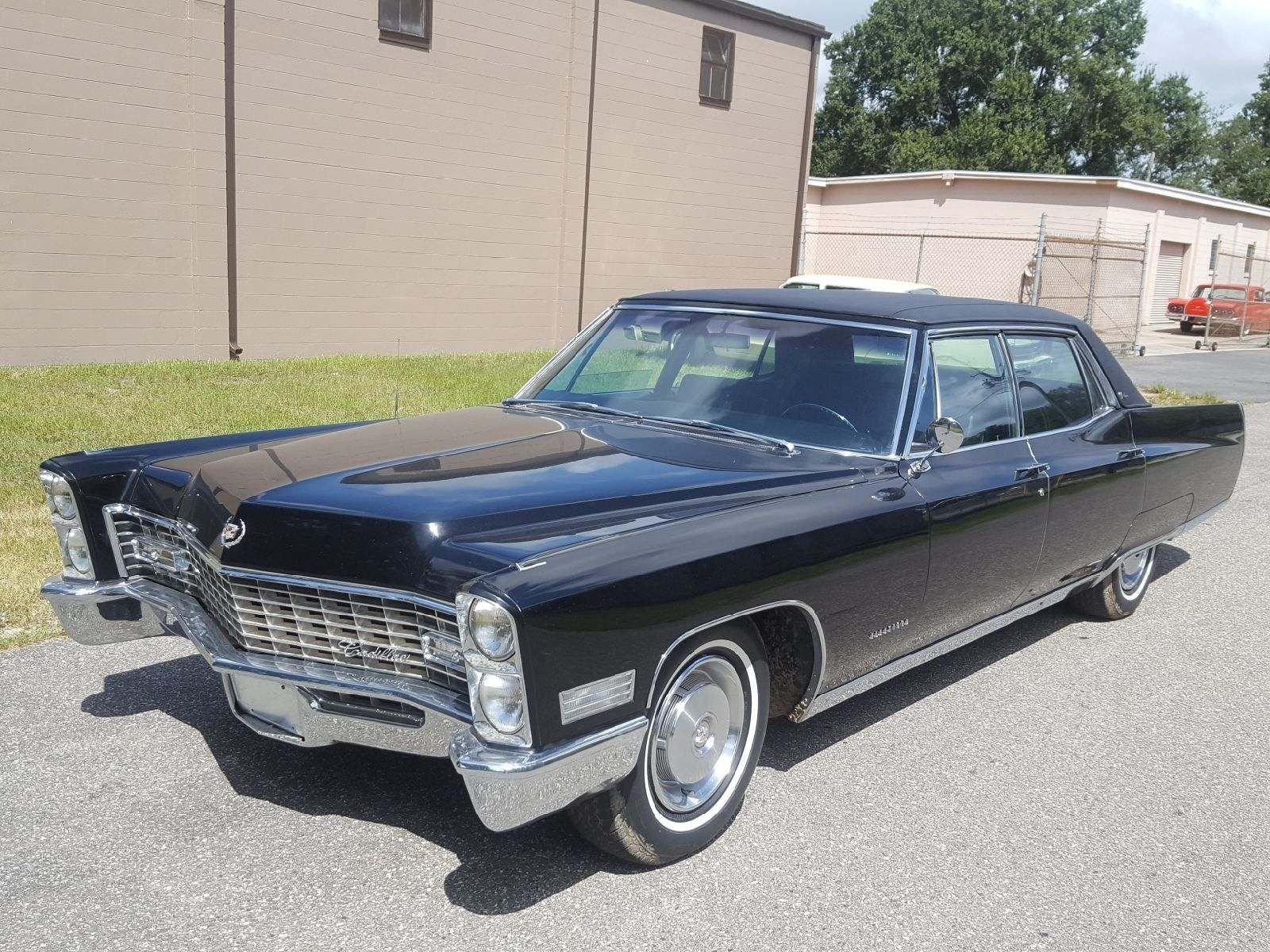 1967 Cadillac Fleetwood 60S