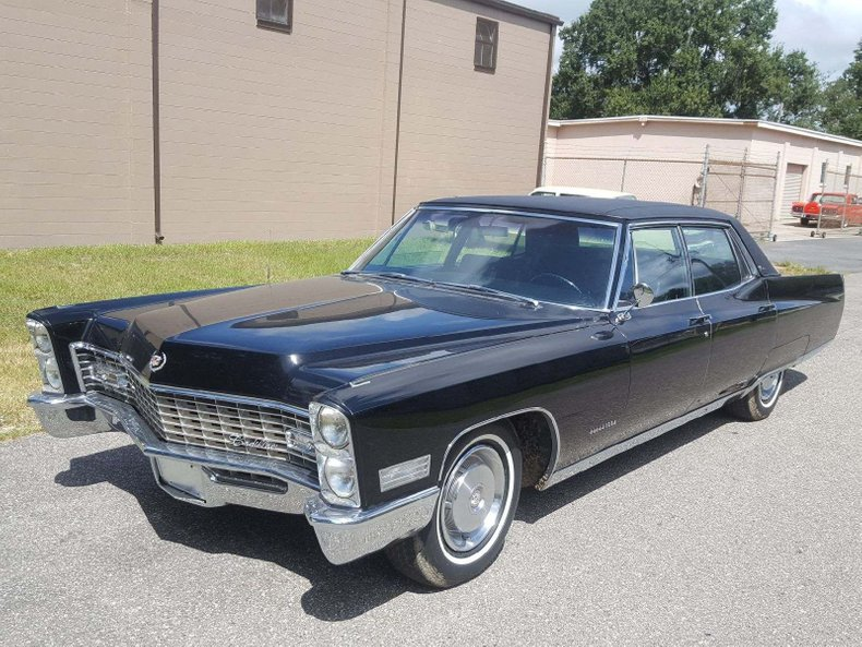 For Sale 1967 Cadillac Fleetwood 60S